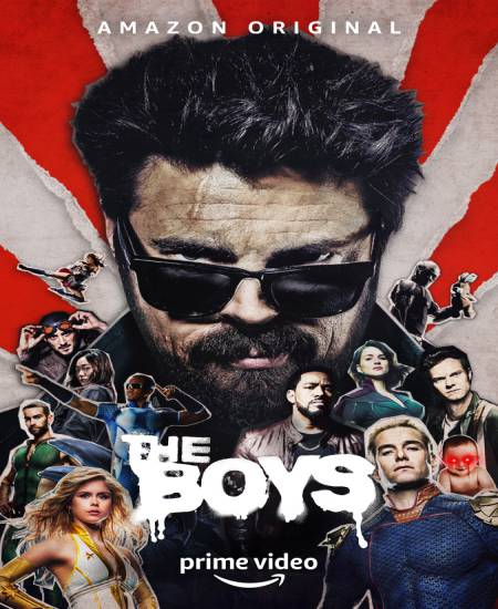 The Boys 2020 S02 Hindi Complete AMZN Web Series 480p HDRip 1.3GBDownload
