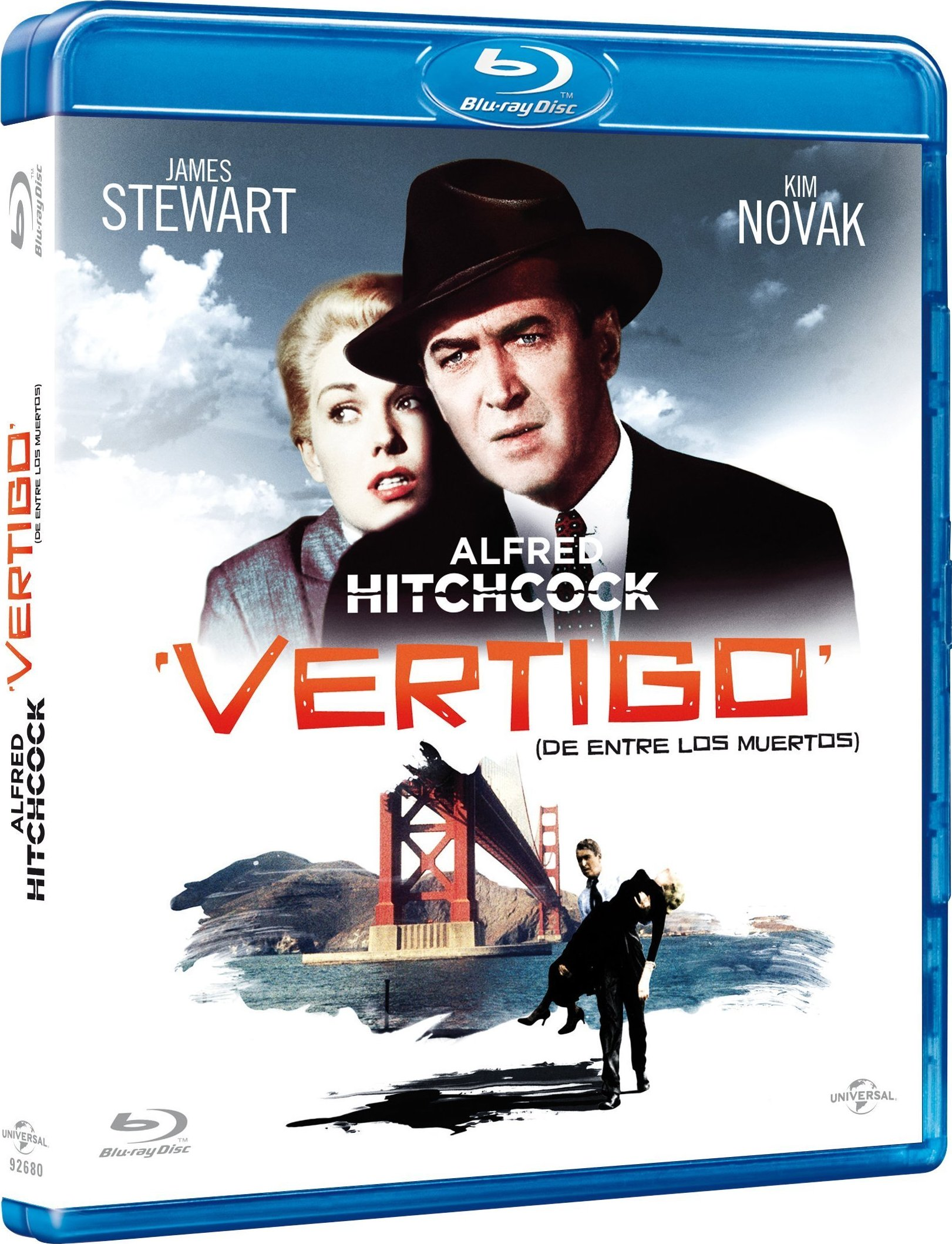 Vertigo 1958 Hindi Dual Audio 720p BluRay ESubs 950MB Download