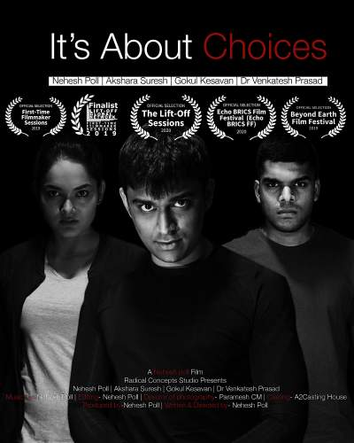 It's About Choices 2020 English 720p AMZN HDRip ESubs 600MB Download