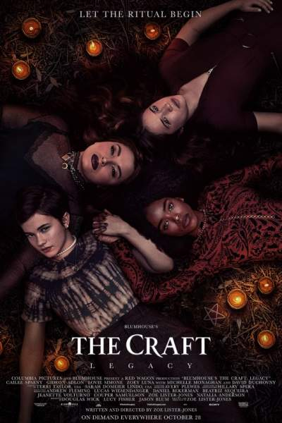 The Craft: Legacy 2020 English 720p HDRip 800MB Download