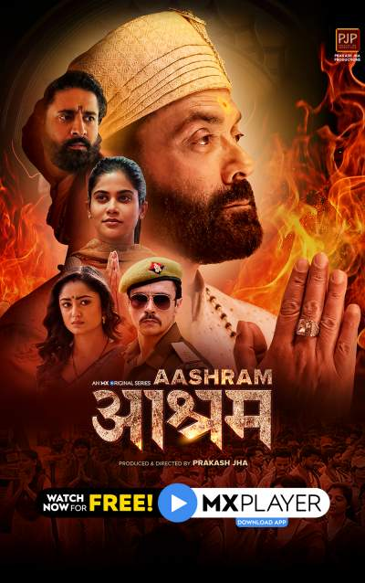 Aashram Chapter 2 The Dark Side 2020 S02 Hindi MX Player Original Web Series Official Trailer 1080p HDRip Download