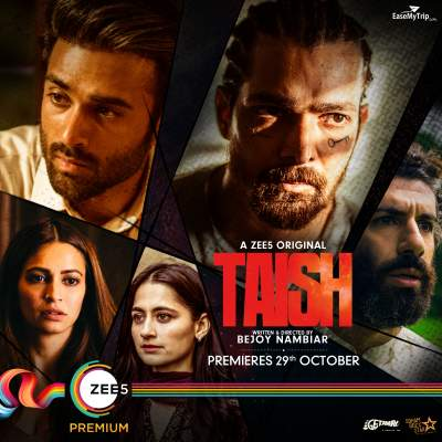 Taish 2020 S01 Hindi Complete Zee5 Web Series 550MB HDRip Download