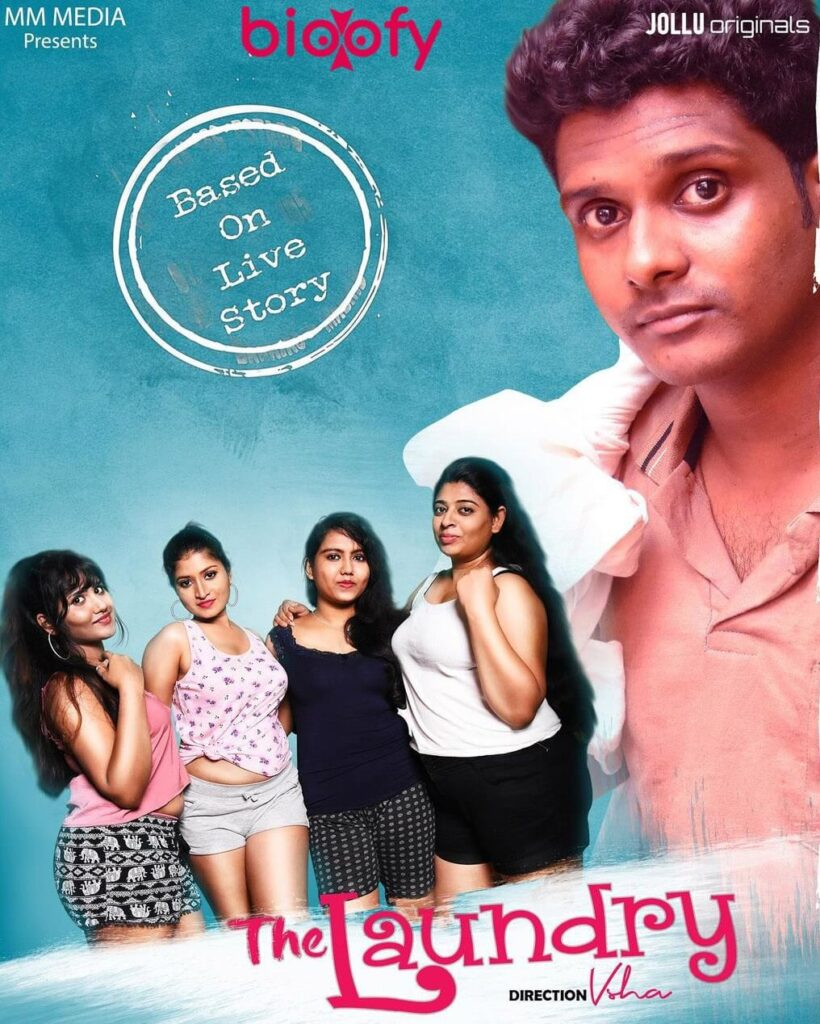The laundry (2020) S01E01 Jollu Originals Tamil Hot Web Series 720p HDRip 200MB Download