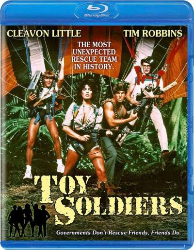 Toy Soldiers 1984 Hindi Dual Audio 300MB BluRay ESubs Download