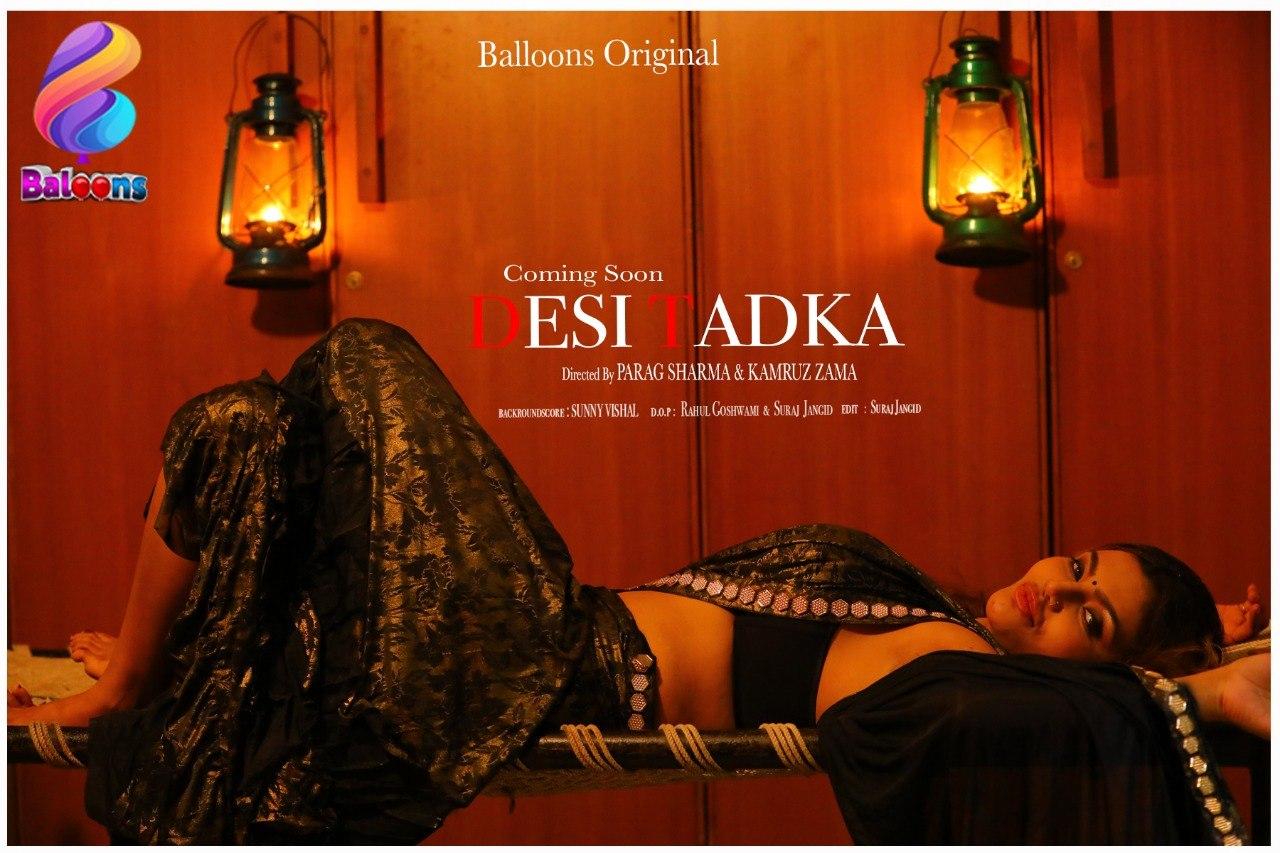 Desi Tadka 2020 S01E03 Hindi Balloons Web Series 720p HDRip 250MB x264