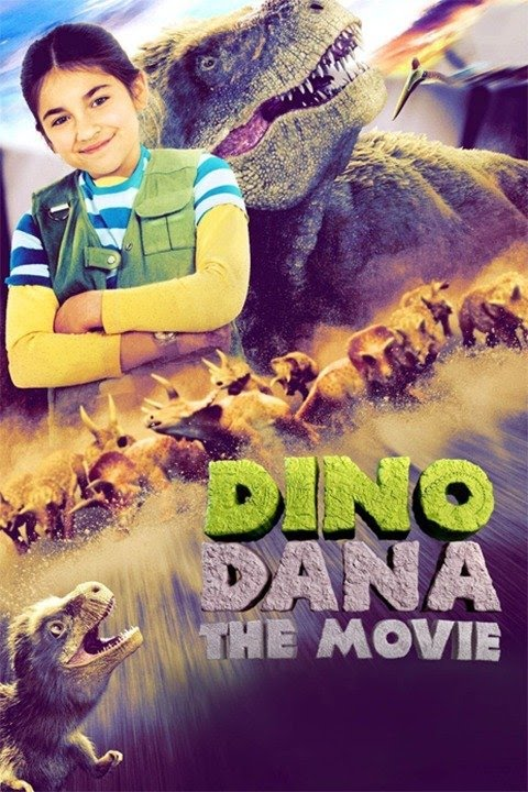 Dino Dana The Movie 2020 English 250MB HDRip Download