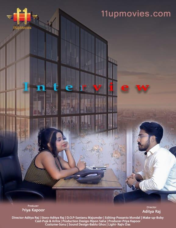 The Interview (2020) Hindi 11UpMovies Short Film 720p HDRip 230MB Download