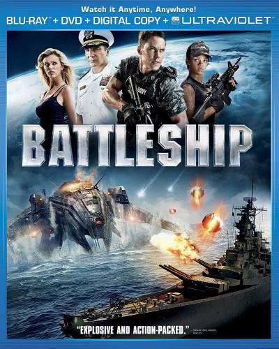 Battleship 2012 Hindi Dual Audio 450MB BluRay Download