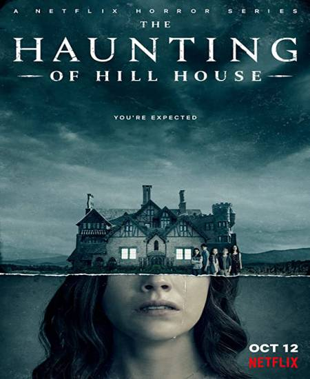 The Haunting of Hill House S01 2020 Hindi Complete Netflix Series 480p HDRip 2.1GB Download