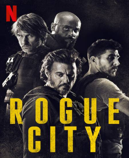 Rogue City 2020 English 480p HDRip 430MB ESubs Download