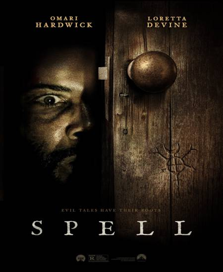 Spell 2020 English 720p HDRip 800MB Download