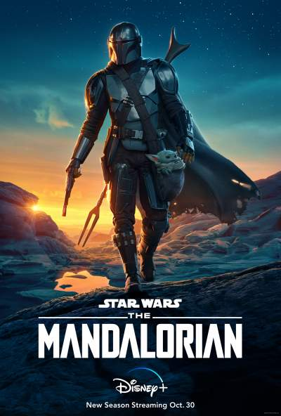 The Mandalorian 2020 S02EP1 English 720p HDRip 350MB Download