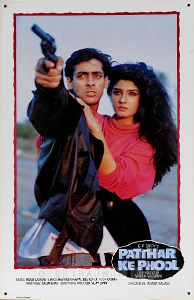 Patthar Ke Phool 1991 Hindi 450MB BluRay ESubs
