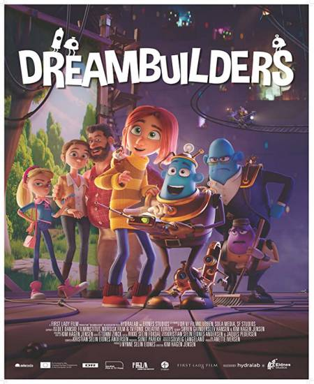 Dreambuilders 2020 English 720p BluRay 800MB Download