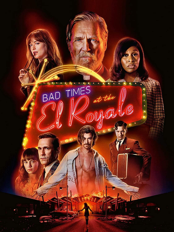 Bad Times at the El Royale 2018 Hindi ORG Dual Audio 515MB BluRay ESubs Download
