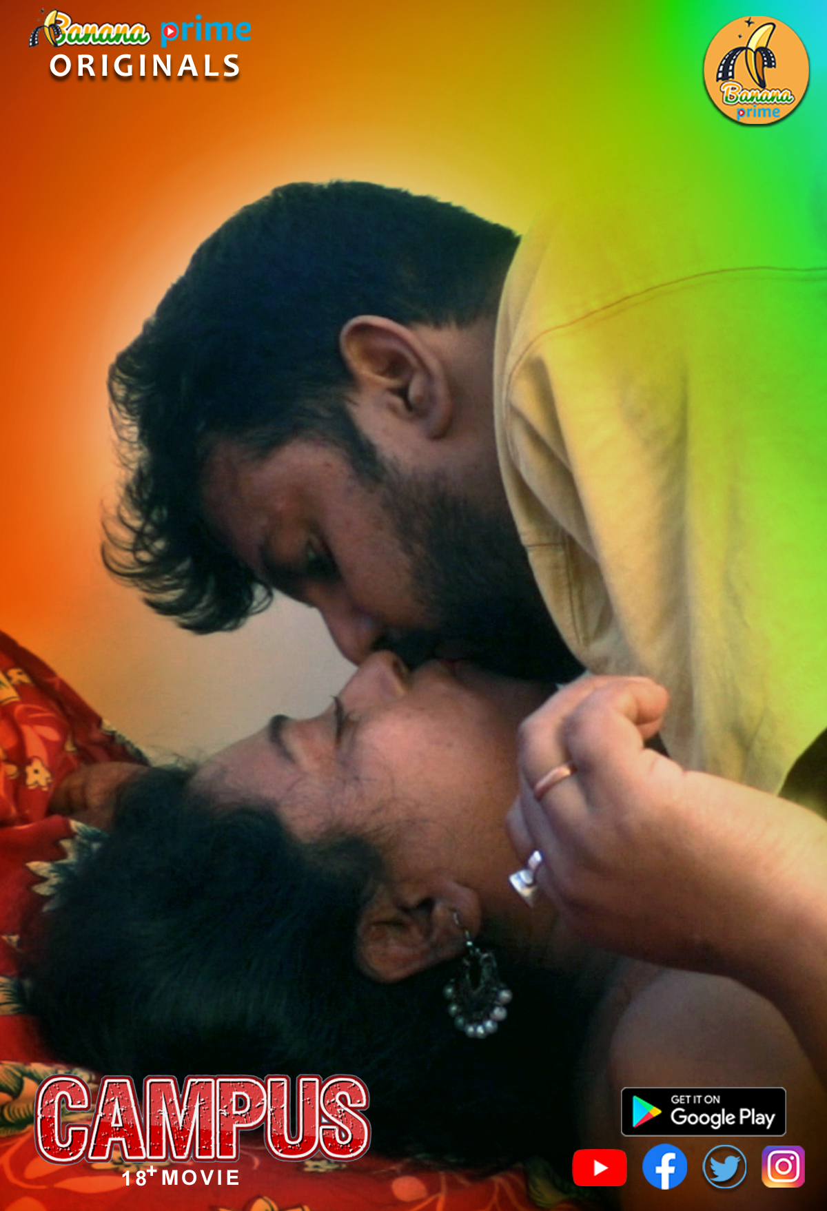 Campus 2020 BananaPrime Originals Bengali Short Film 720p HDRip 180MB Download