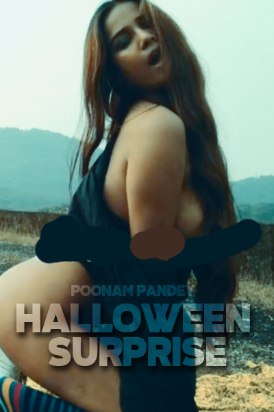 Halloween Surprise 2020 Hindi Poonam Pandey Video 720p HDRip 120MB Download
