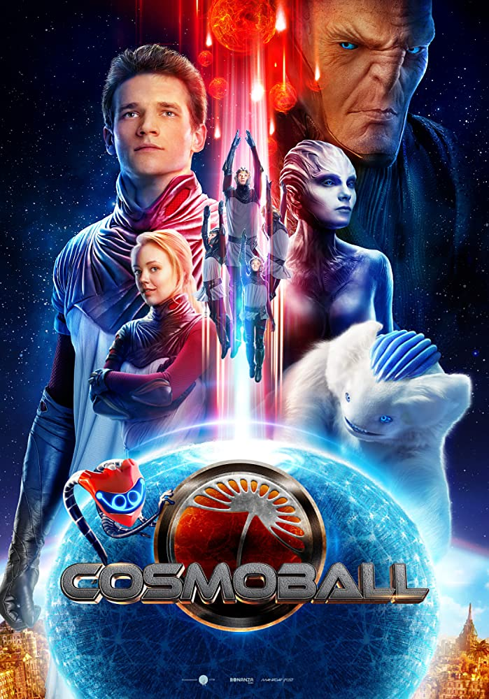 Cosmoball 2020 English 300MB HDRip 480p Download