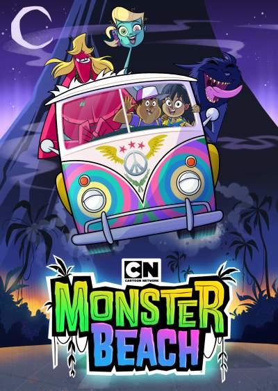 Monster Beach 2014 Hindi Dual Audio 250MB HDRip Download