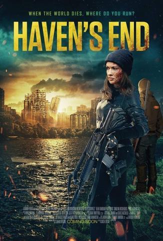 Havens End (2020) English HDRip x264 300MB Download