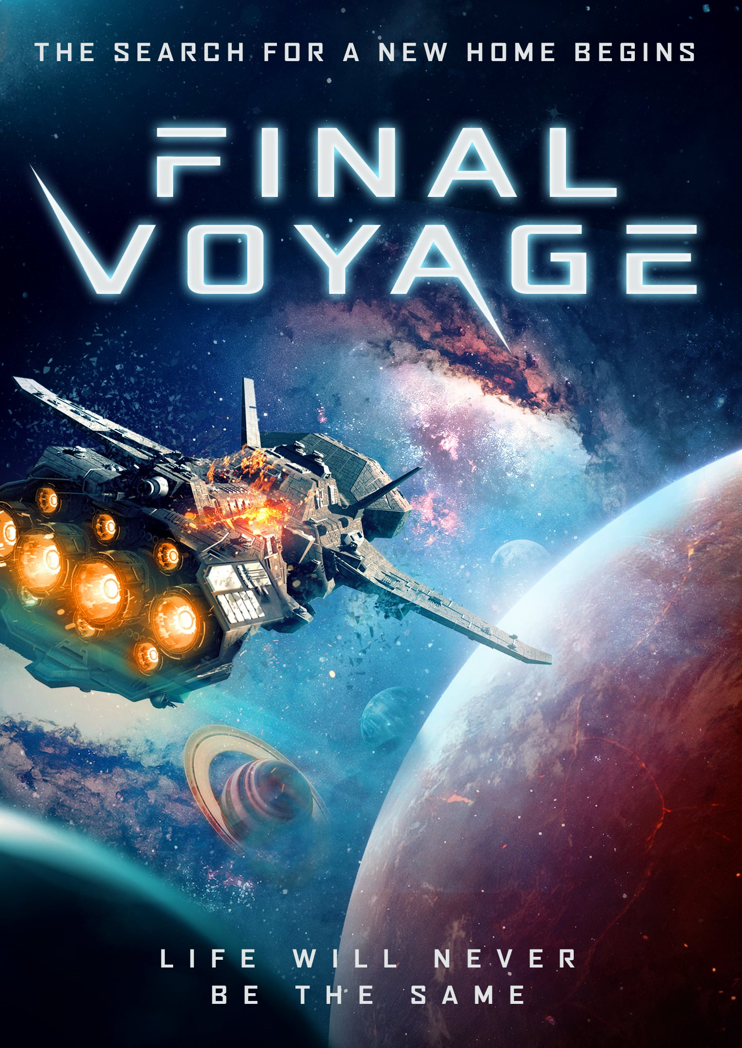 Final Voyage 2020 Dual Audio 720p HDRip [Hindi – English] Download