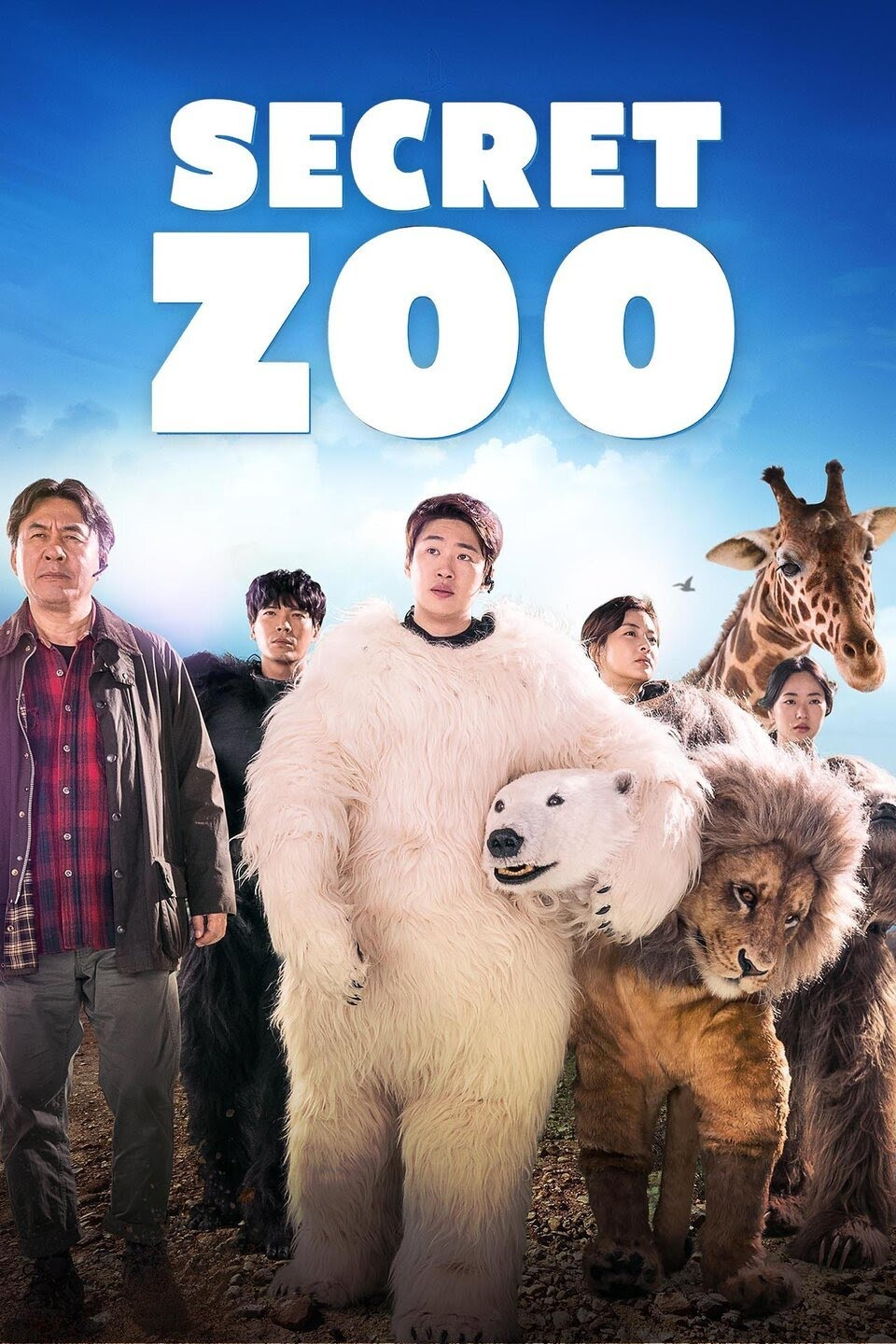 Secret Zoo 2020 English 720p HDRip 800MB Download