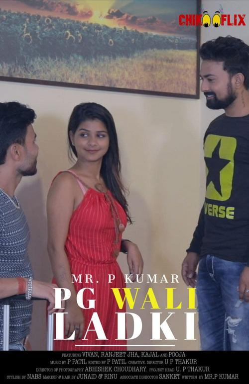 P.G Wali Ladki 2020 ChikooFlix Hindi Short Film 720p HDRip 210MB x264