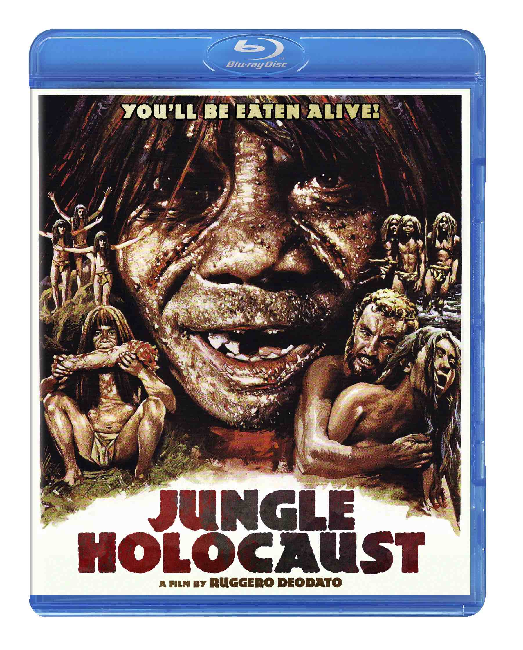 18+ Jungle Holocaust aka Last Cannibal World 1977 English 300MB BluRay Download