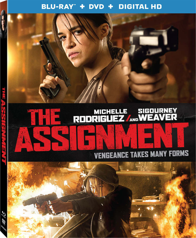The Assignment 2016 Hindi ORG Dual Audio 500MB BluRay 720p HEVC ESubs