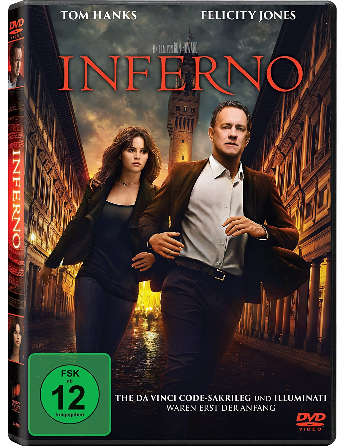 Inferno (2016) Hindi Dual Audio 720p BluRay ESubs 1.2GB