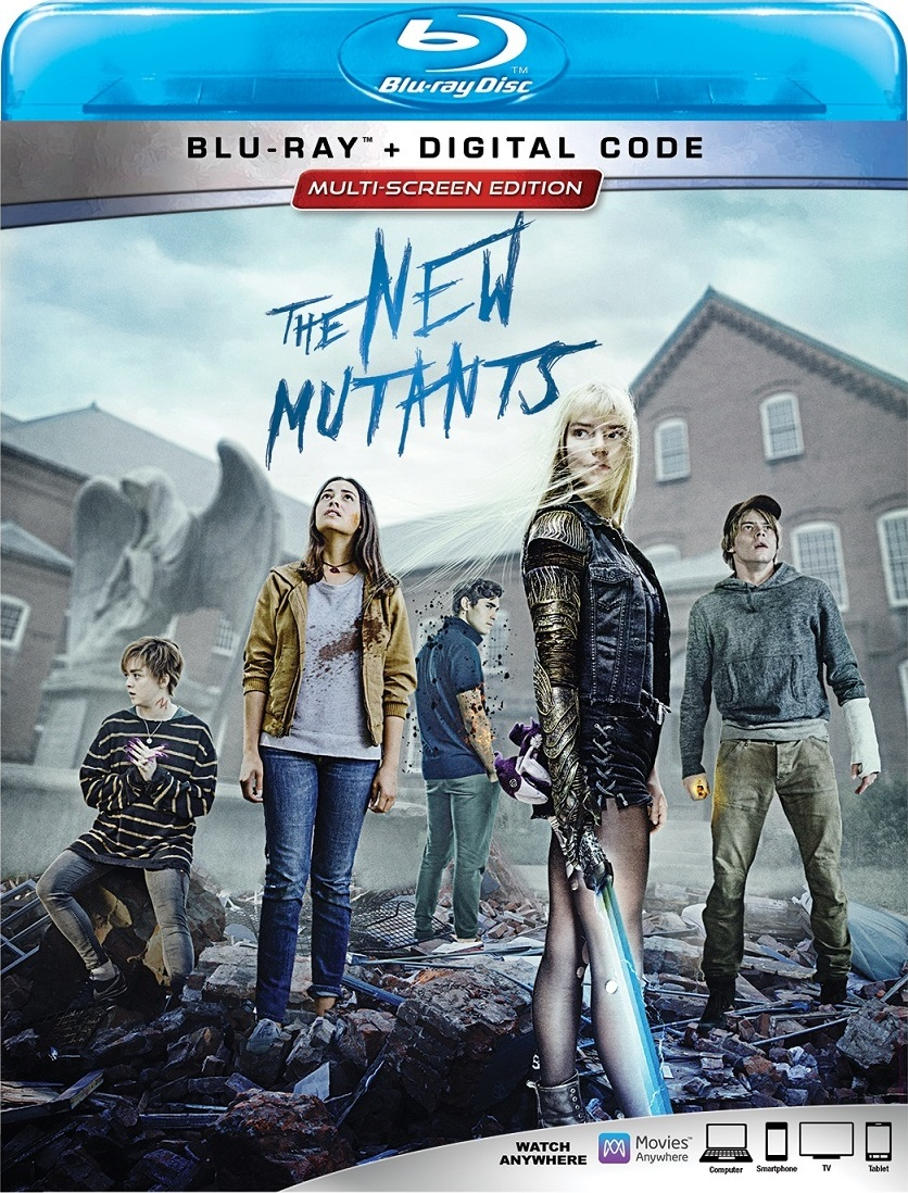 The New Mutants 2020 English 720p BluRay ESubs