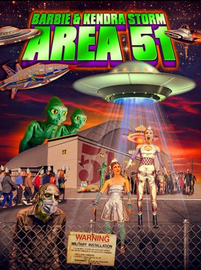 Barbie & Kendra Storm Area 51 (2020) English 720p HDRip 800MB Download