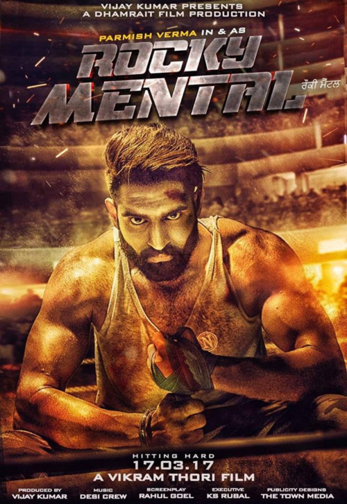 Rowdy Rocky (Rocky Mental) 2020 Hindi Dubbed 300MB HDRip Download