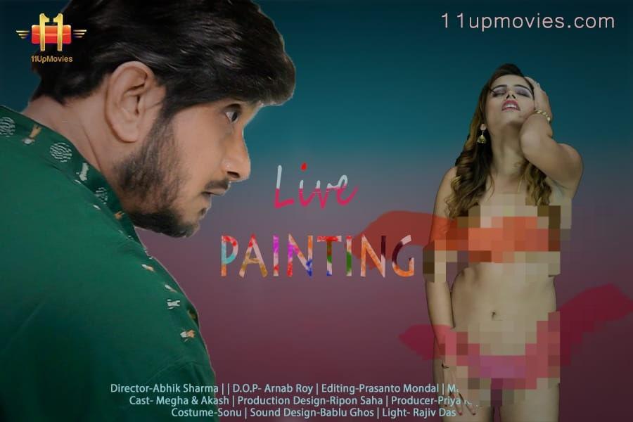 Live Painting 2020 Hindi 11UpMovies Short Film 720p HDRip 230MB x264