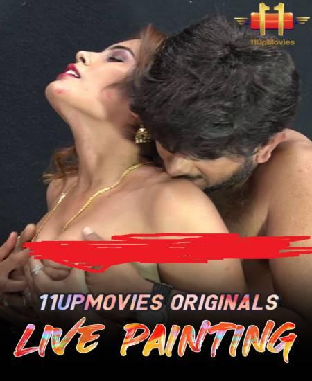 Live Painting (2020) 11UpMovies Hindi Short Film 720p HDRip 170MB Download
