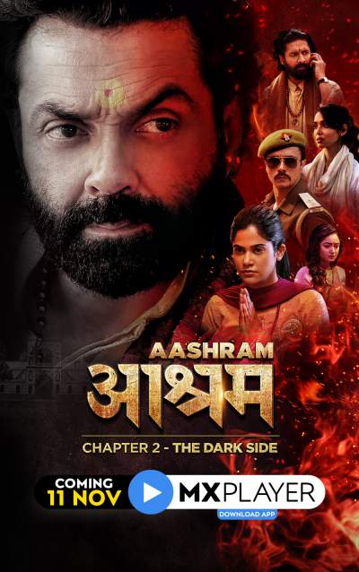 Aashram Chapter 2: The Dark Side 2020 S02 Hindi MX Player Original Complete Web Series 1.1GB HDRip Download