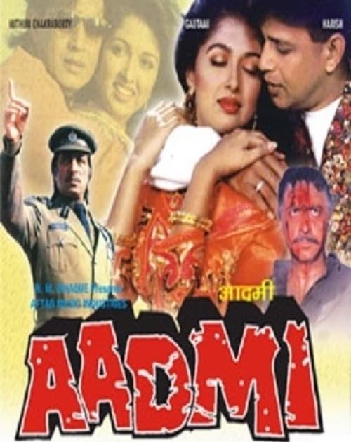 Aadmi 1993 Hindi 450MB AMZN HDRip ESubs Download