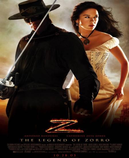 The Legend of Zorro (2005) Dual Audio Hindi 480p BluRay ESub 520MB Download