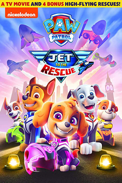 Paw Patrol: Jet to the Rescue (2020) English 720p HDRip 800MB Download