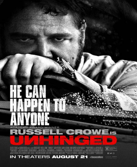 Unhinged (2020) Dual Audio Hindi ORG BluRay ESubs 340MB Download