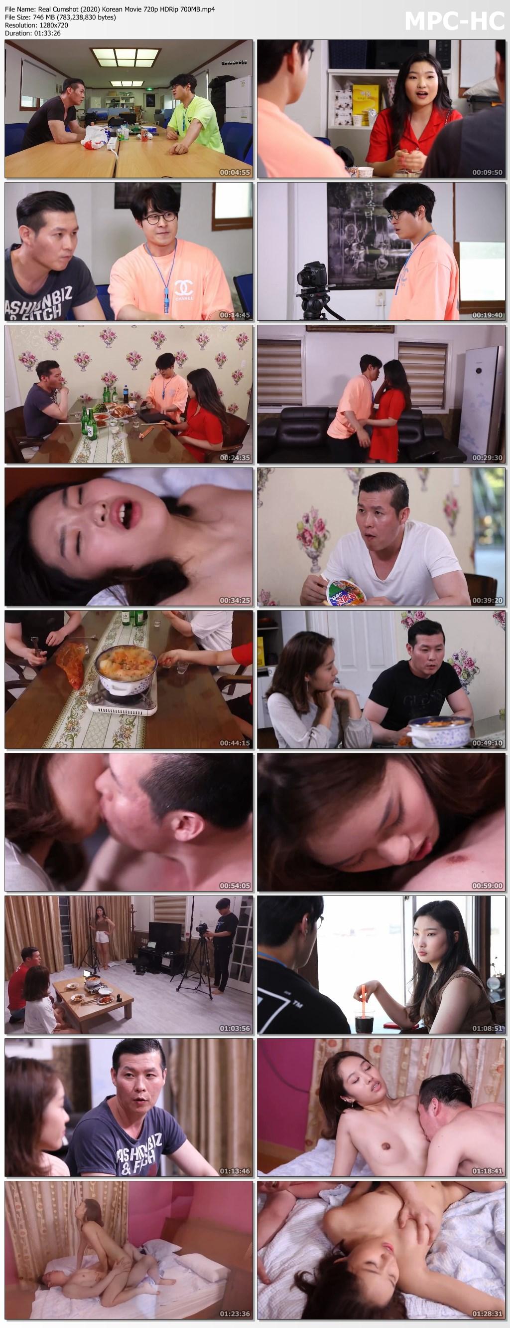 Real Cumshot (2020) Korean Movie 720p HDRip 700MB.mp4 thumbs