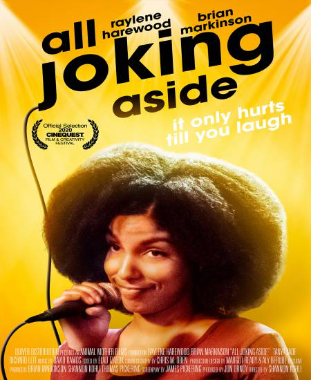 All Joking Aside 2020 English 480p HDRip 300MB Download