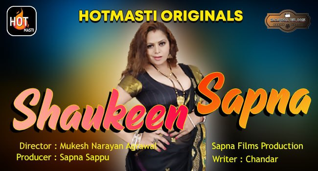 Shaukeen Sapna 2020 Hindi S01E01 Hotmasti Web Series 720p HDRip 270MB x264