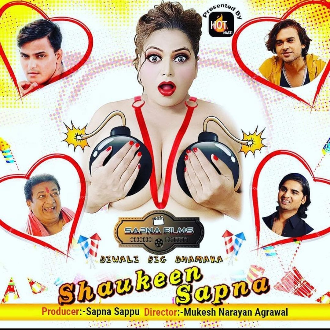 Shaukeen Sapna 2020 S01E01 Hindi Hotmasti Original Web Series 720p HDRip 220MB Download