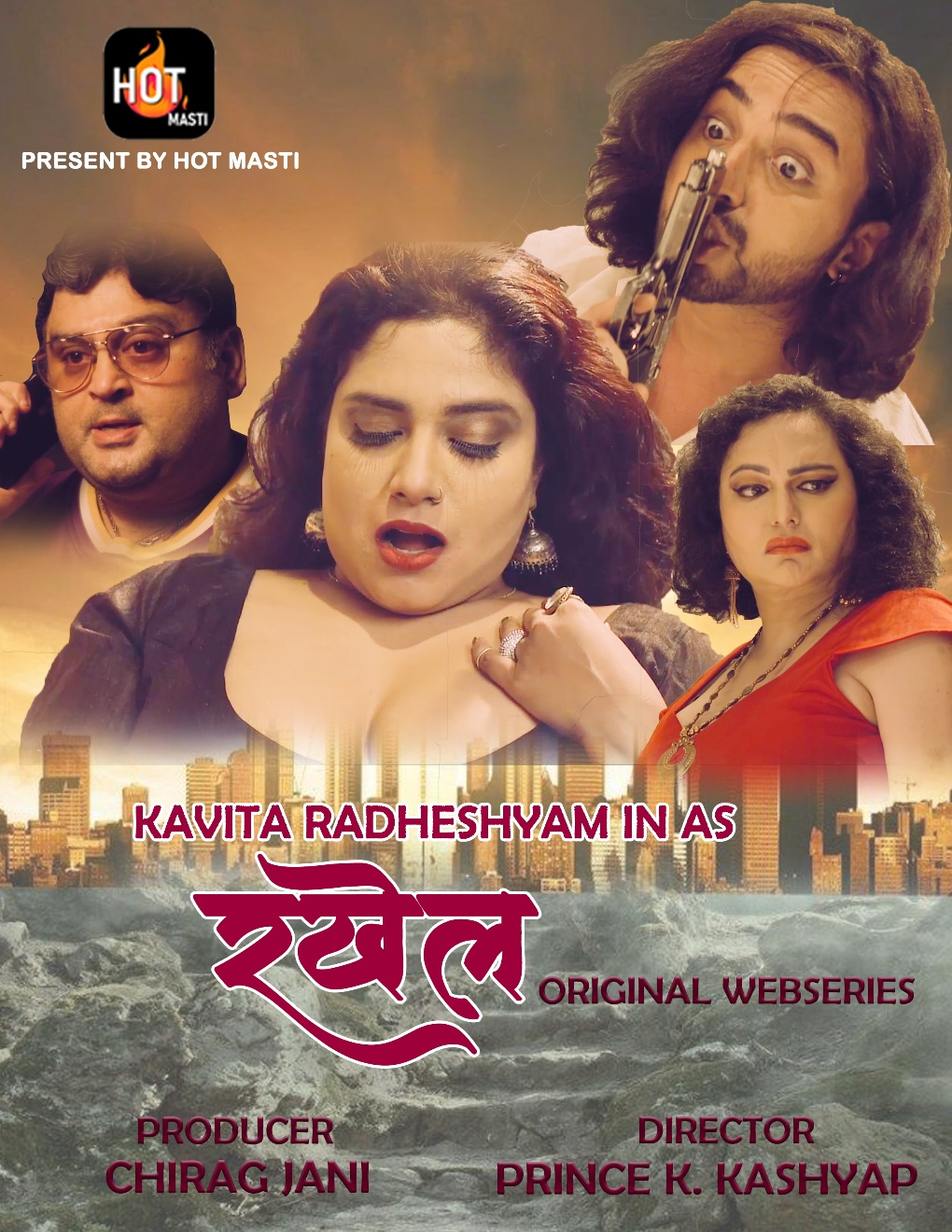 Rakhail 2021 Hindi S01E02 Hotmasti Series 720p HDRip 210MB x264