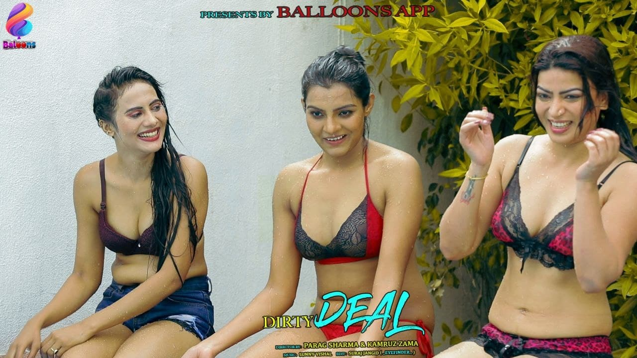 Dirty Deal 2020 Hindi S01E02 Balloons Web Series 720p HDRip 220MB x264