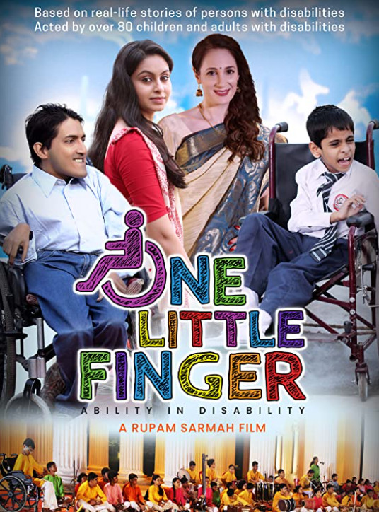 One Little Finger (2019) English 480p HDRip 350MB Download
