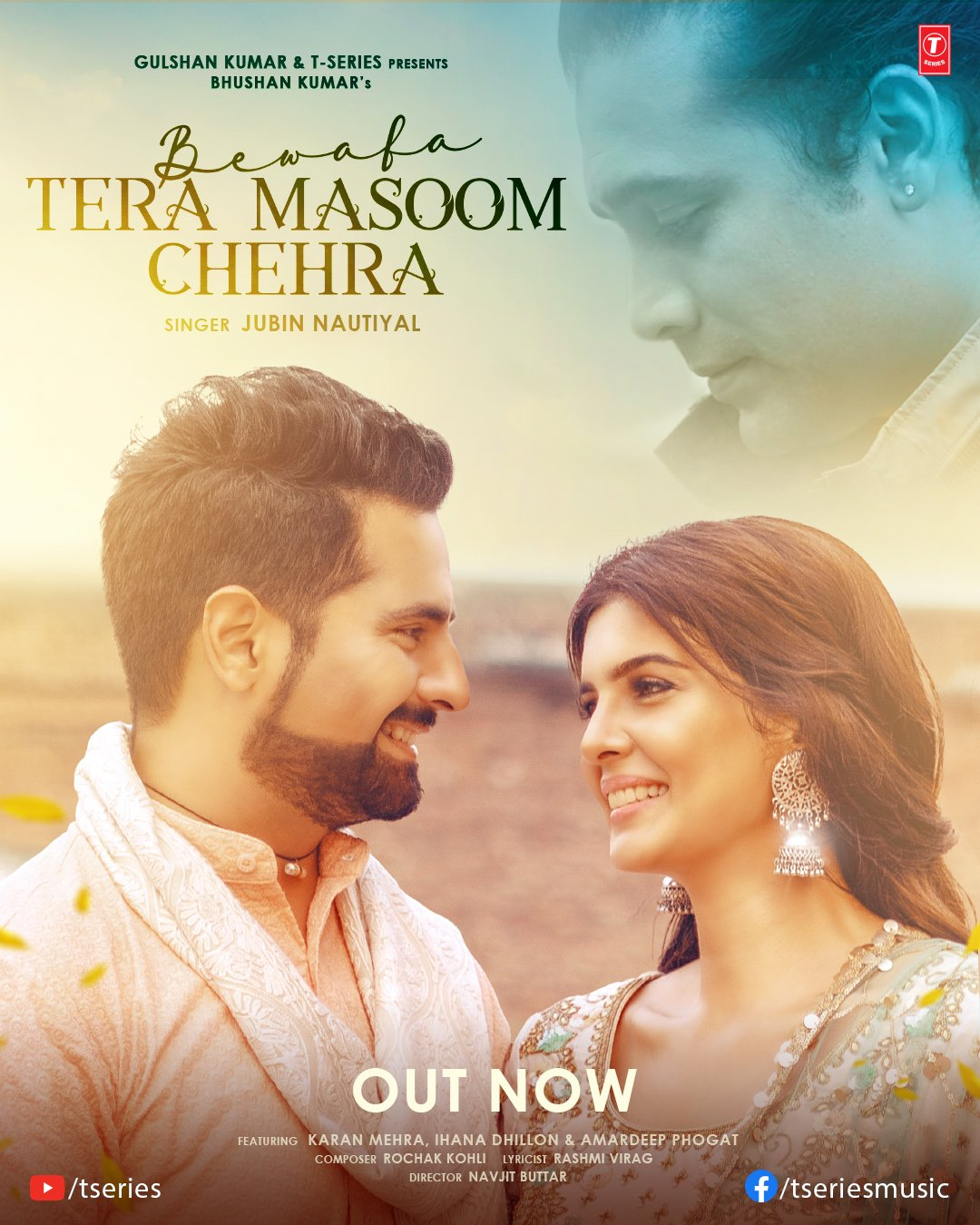 Bewafa Tera Masoom Chehra By Jubin Nautiyal 2020 Hindi Music Video 1080p HDRip 52MB Download