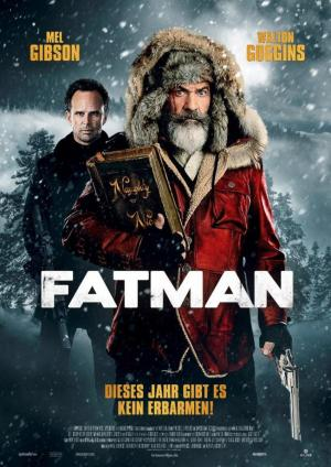 Fatman 2020 English 720p HDRip 800MB | 300MB Download