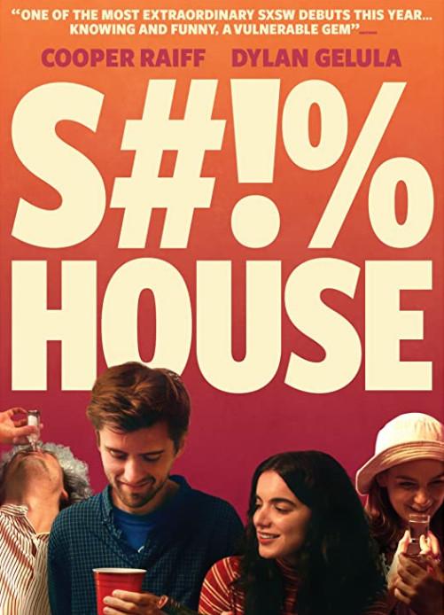 Shithouse (2020) English 480p HDRip 300MB Download